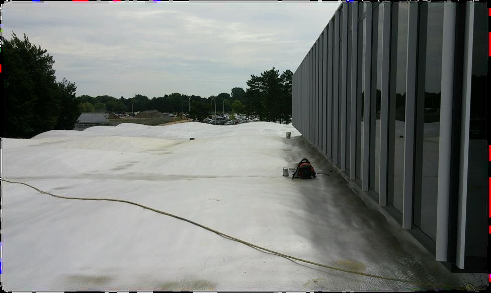 Projects Oak Ridge Foam Amp Coating Systems Inc